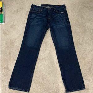 Hollister Jeans 33 x 32 Boot Cut